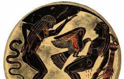 Griechische Götter: Der Gott Prometheus am Kaukasus