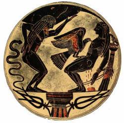 Mythos des Titanen Prometheus