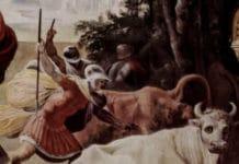 Die Rinder des Helios