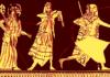 Dionysos Zagreus mit Persephone
