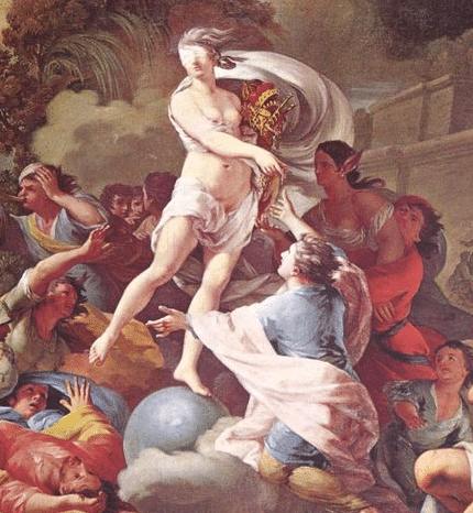 römische Götter: Fortuna