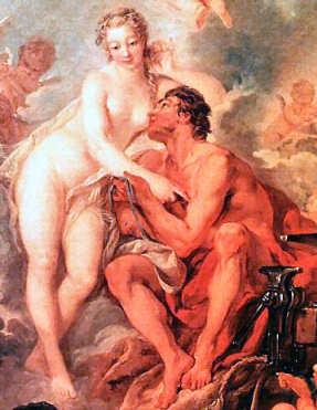 Hephaistos und Aphrodite