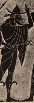 Hermes - Sohn des Zeus