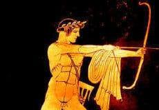 griechische Götter: Apollon der rächende Sonnengott