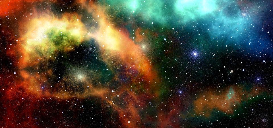 Universum als Netzwerk