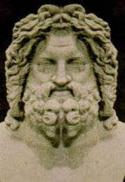 Zeus Herrscher und Kopf der Götter und Menschen