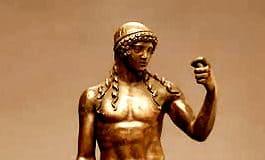 Apollon der Sonnengott und Gott der Künste