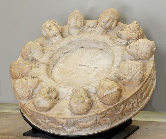 römische Götter - dei consentes