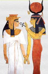 Ägyptische Zeichen - das Ankh