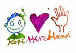 Ausgewogene Entwicklung der Persönlichkeit braucht alle Bereiche - Kopf - Herz - Hand