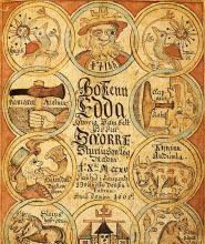Nordische Götter - von ihnen erzählt die Edda snorre wie auch die Lieder Edda