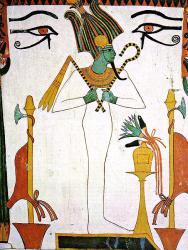 Osiris - Gott der Unterwelt