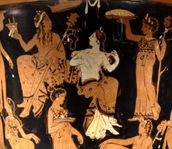 Dionysoskult Ariadne Fest