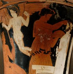 Dionysos Eros Phallus