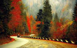 Traumhafte Herbstlandschaft