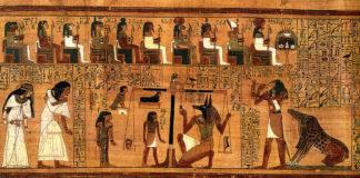 Ägyptische Mythologie - das Totengericht