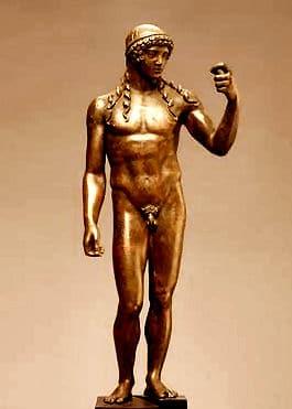 Apollon der jüngere Sonnengott der Griechen