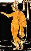 Hypnos - griechischer Gott des Schlafes