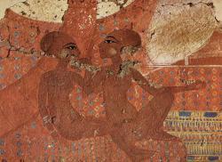 Armana Kunst zu Zeiten des Pharao Echnaton
