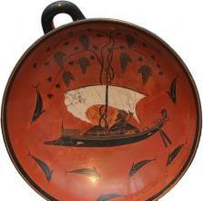 Dionysos und die Piraten