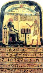 Aegyptische Mythologie: Die Goetter und Menschen im Totengericht